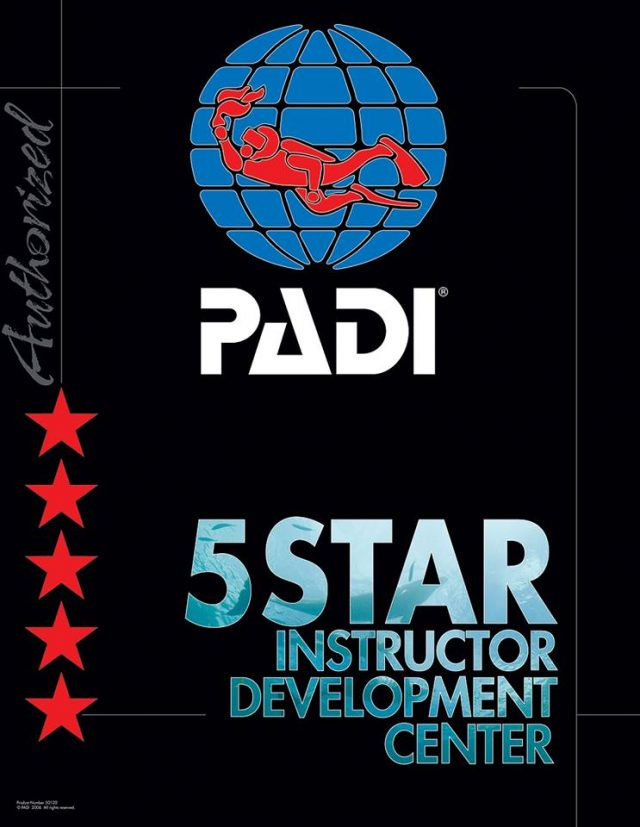 PADI 5 Star IDC Dive Centre